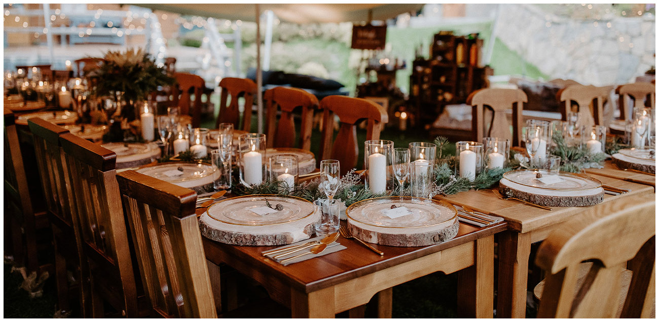 Susan&Sis decor - svadobná výzdoba a dekorácie svadieb a eventov -