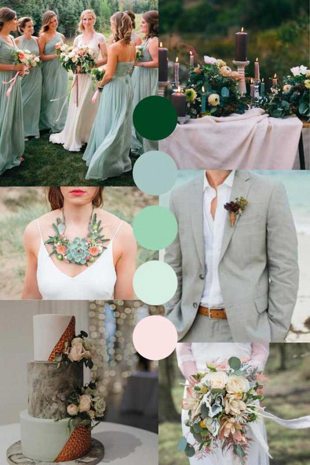 Susan&Sis decor - svadobná výzdoba a dekorácie svadieb a eventov - farebne trendy svadieb 2020