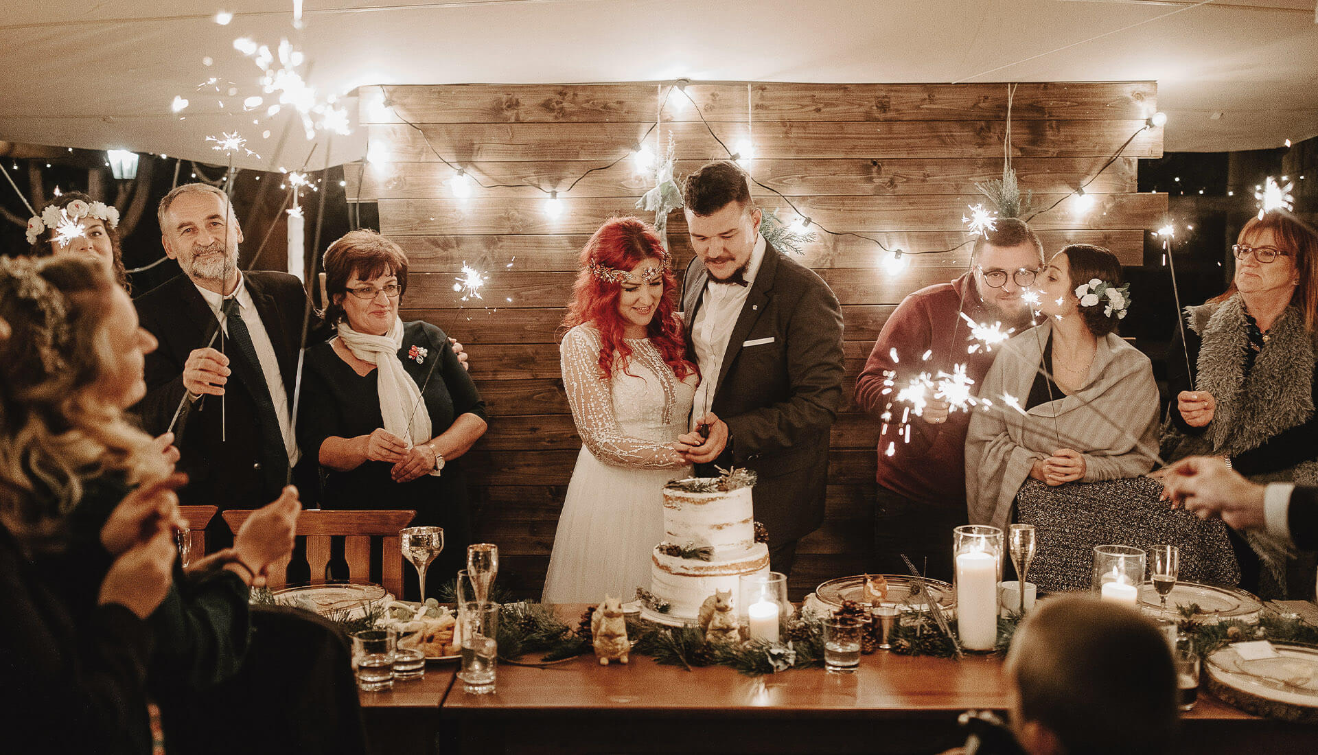 Susan&Sis decor - svadobná výzdoba a dekorácie svadieb a eventov - prírodná lesná svadba